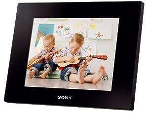 "Sony DPFD820W.CEP - Marco digital (20,32 cm (8""), 800 x 600 Pixeles, LCD, JPG, 2048 MB, Memory Stick (MS), MS Duo, SD, SDHC) Color blanco"