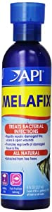 API Melafix Antibacterial Fish Remedy, 8-Ounce