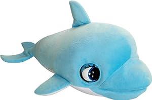 IMC Toys - BluBlu delfín, peluche interactivo (7031)