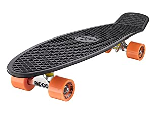 "Complete 69cm Big Brother 27"" Mini Cruiser Board by Ridge Skateboards"