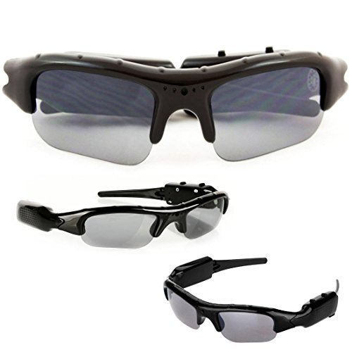 Buy Bargain SpyCrushers Spy Camera Sunglasses