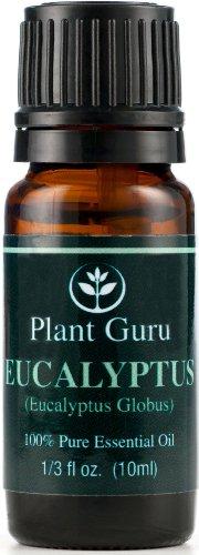 Eucalyptus Essential Oil. 10 Ml. 100% Pure, Undiluted, Therapeutic Grade.