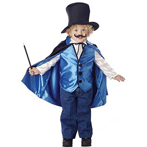 Toddler Magician Halloween Costume (2-4T)