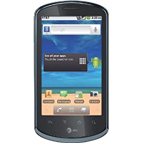 AT&T Impulse 4G Android Phone (AT&T)