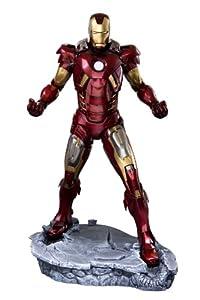 アイアンマン3 ARTFX アイアンマン MARKVII (リニューアルパッケージ) (1/6スケール PVC塗装済み簡易組立キット)