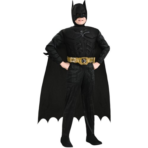 Deluxe Muscle Chest Batman Costume - Small