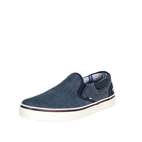 WRANGLER 1011 legend slip on denim scarpe uomo sportive sneaker 41