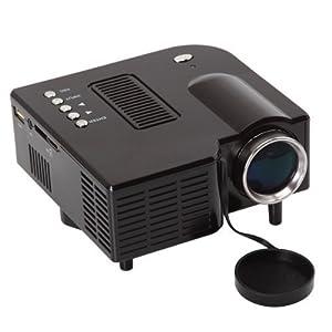 "Aometech Uc28 24w Pro Portable Hdmi Mini Home Led Projector 60"" Cinema Theater by yesimai"