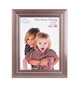 Inov8 British Made Traditional Picture/Photo Frame, 8x6-inch, Pewter 53