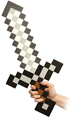 Minecraft Foam Sword from ThinkGeek