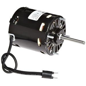 Fasco d1121 3 3 frame open ventilated shaded pole for Fasco evaporator fan motor
