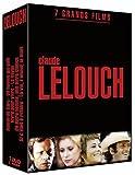 echange, troc Claude Lelouch - Coffret 7 grands films