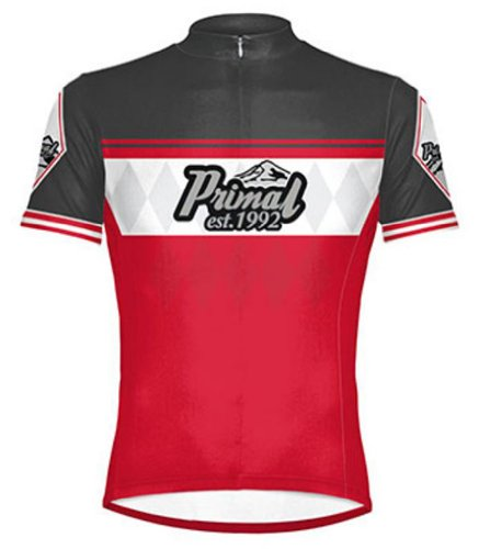 Buy Low Price Primal Wear Vintage Cycling Jersey Men's Short Sleeve (B008GOIFMC)