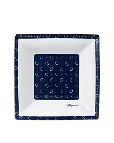 Chopard Limited Edition Chrono Accessory Pin Tray, White/Blue