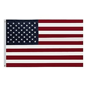 United States Flag, 3'x5' - Nylon