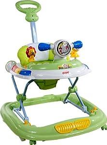 Baby Walker - Andador con actividades - Primeros Passos ARTI Ufo 6310AT Green - BebeHogar.com