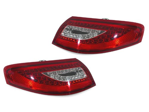 Depo 997 Oem Look 1998-2004 Porsche 911 996 Carrera Led Tail Rear Light Coupe