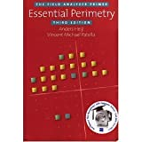 img - for Essential perimetry: The field analyzer primer by Anders Heijl (2002-01-01) book / textbook / text book