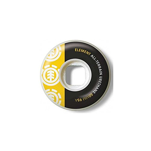 ruote-element-section-yellow-50-mm