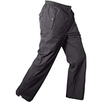 "2013 Ping Collection Hydro Waterproof Golf Trousers-Black- XL-33""L"