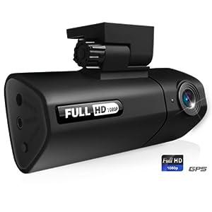 "ITRONICS New ITB-100HD SP ""Smart Plus"" 30 FPS 1080p HD Car DVR ""Black Box"" Recorder with GPS"