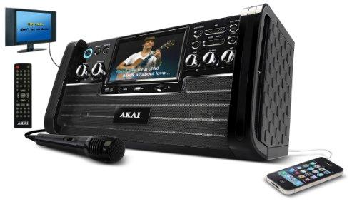 Akai Ks 886 Dvd/Cd+G Karaoke Player
