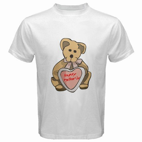 Men's Customized TEDDY BEAR WISHES MOTHERS DAY