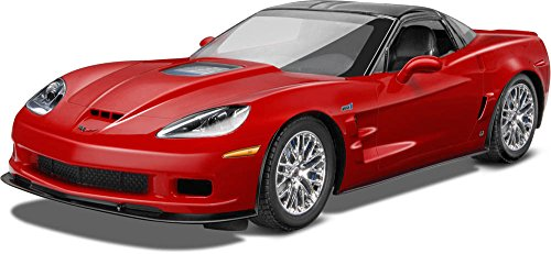 Revell-Monogramm-Mastab-1-25-Corvette-ZR1-Plastic-Model-Kit