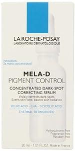 La Roche-Posay Mela-D Pigment Control Concentrated Dark Spot Correcting Serum, 1.01 Fluid Ounce