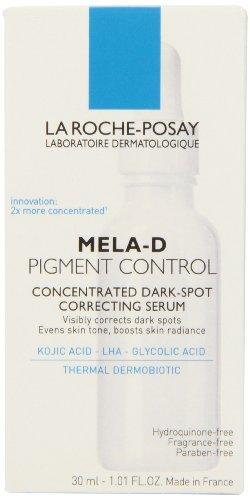 La Roche-Posay Mela-D Pigment Control Dark Spots Serum with Glycolic Acid, 1.01 Fl. Oz.