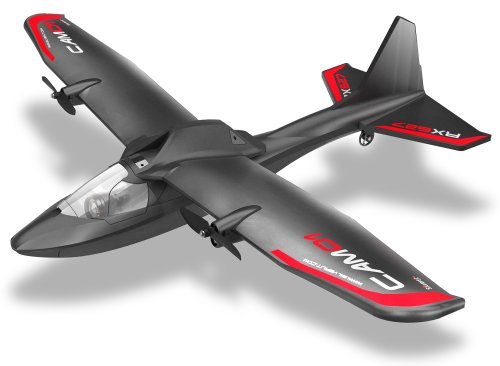 Silverlit Peregrine Eye RTV 2.4GHz 2-Channel Aeroplane with Real Time Video Camera (Style varies)