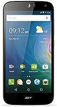 Acer Liquid Z630 Duo Smartphone débloqué 4G (Ecran: 5,5 pouces - 16 Go - Double SIM - Android 5.1 Lollipop) Noir