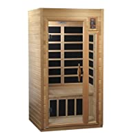 Better Life 1-2 Person Carbon Infrared Sauna