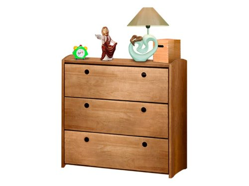 Chest of drawers DINA, solid pine | 8712333