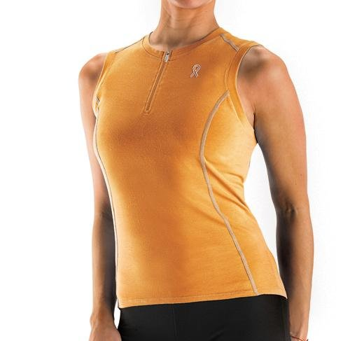 Buy Low Price SheBeest Women's Performance Sleeveless Cycling Jersey (1021-CMT-S)