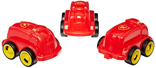 Miniland Minimobil Jobs Fire Bag (3-Piece)