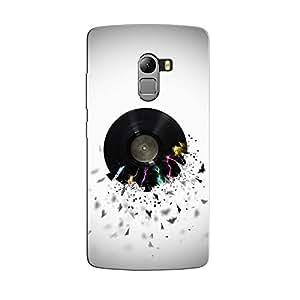 Prinkraft Designer Back case for Laenovo Vibe K4 Note