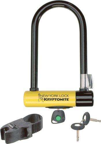 Kryptonite New York 3000 Lock NYL with Bracket