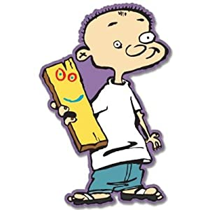 Amazon.com: Ed, Edd n Eddy - Jonny and Plank vynil car ...