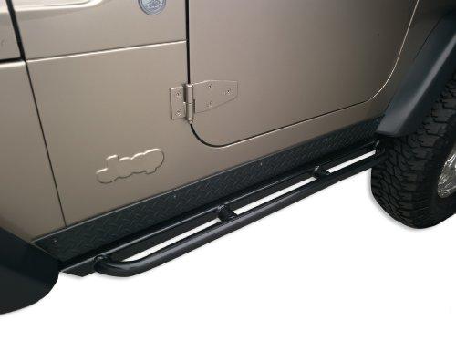 jeep wrangler side steps