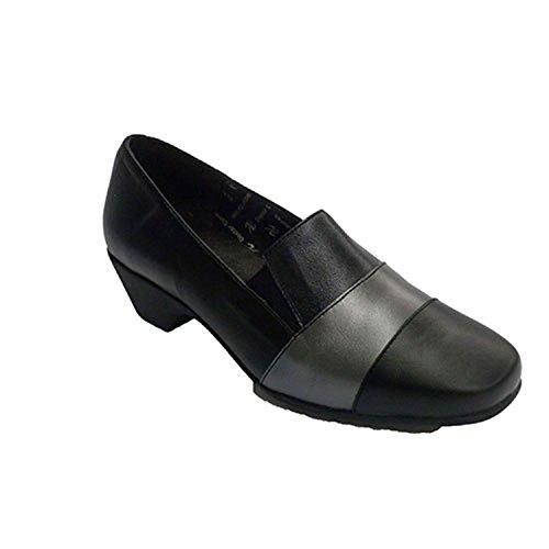 scarpe donna con lati elastici Doctor Cutillas nero taille 39