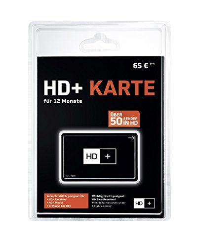 HD Plus Karte 12 Monate