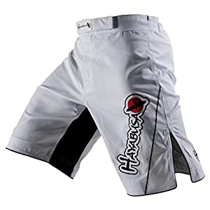 Hayabusa Kyoudo Fight Shorts, 38, White