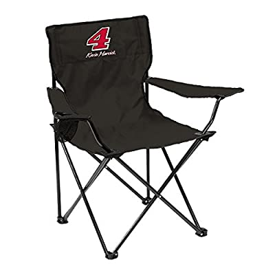 Kevin Harvick NASCAR Canvas Quad Chair by Logo