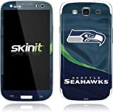 NFL® Seattle Seahawks Vinyl Skin for Samsung Galaxy S III / S3 by at Amazon.com