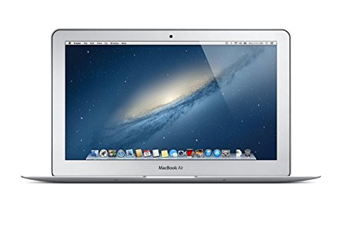 Apple MacBook Air MD711LL/A 11.6-Inch Premium Flagship Laptop (1.3GHz Intel Core i5 Dual-Core, 4GB RAM, 128GB SSD, Wi-Fi, Bluetooth 4.0) (Certified Refurbished)