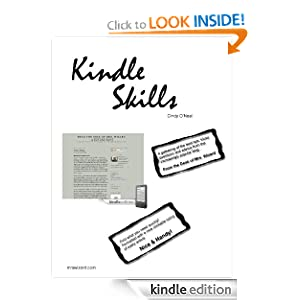 Kindle Skills - From the Desk of Mrs. Wizard