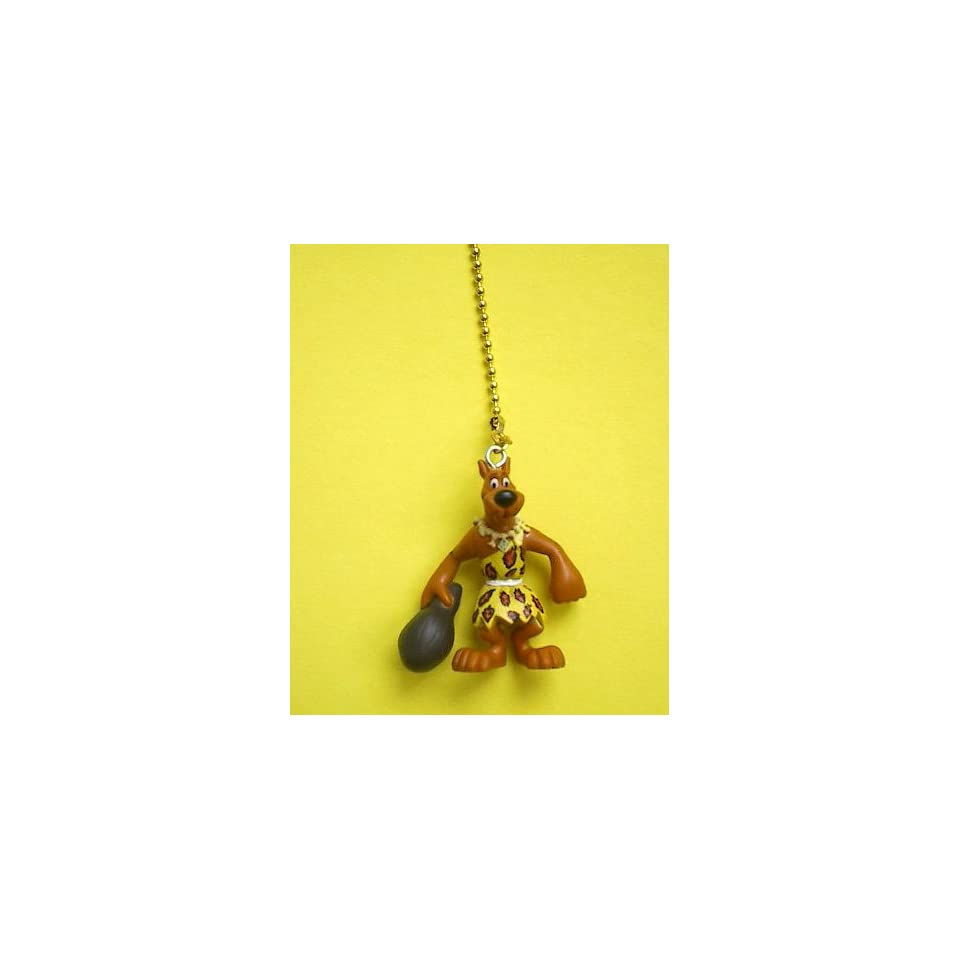 Scooby Doo Ceiling Fan Light Pull Stoneage Caveman