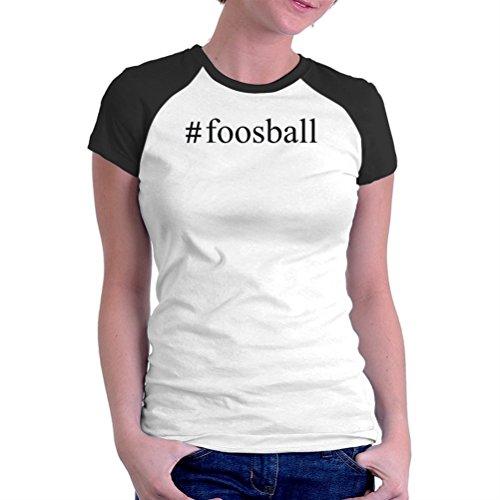 Foosball-Hashtag-Raglan-Women-T-Shirt