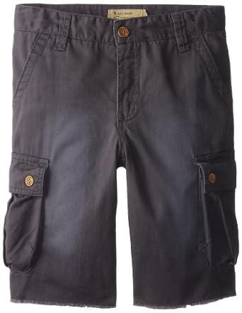 Lucky Brand Big Boys' Cargo Short, Nine Iron, 16